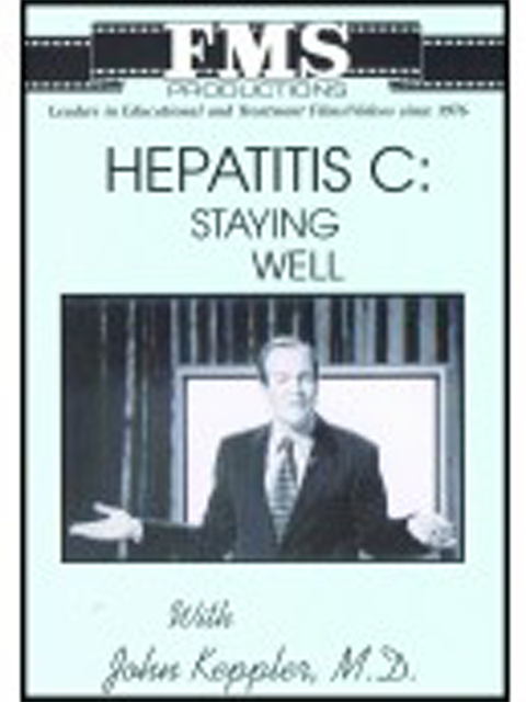 Hepatitis C: Staying Well